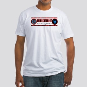 Connecticut Historical  Fitted T-Shirt
