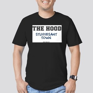 THE HOOD - STUYVESANT TOWN - NEW YORK CITY T-Shirt