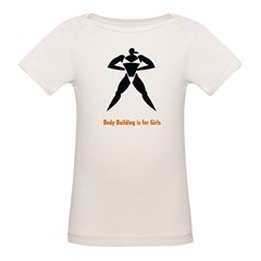 Body Building is for Girls Tee