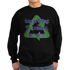 The ORIGINAL Recycling! Sweatshirt (dark)