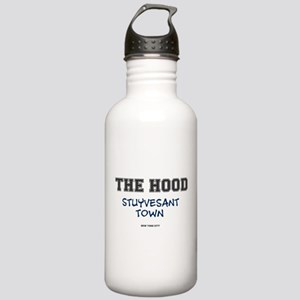 THE HOOD - STUYVESANT Stainless Water Bottle 1.0L