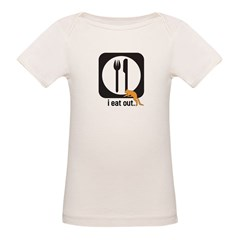 i eat out Tee