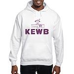 KEWB Oakland/San Fran 1962 - Hooded Sweatshirt