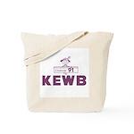 KEWB Oakland/San Fran 1962 -  Tote Bag