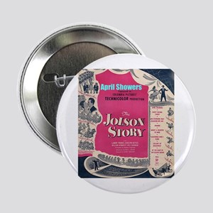 """""""The Jolson Story"""" 2.25"""" Button"""