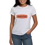 CKEY Toronto 1964 - Women's T-Shirt