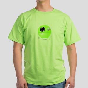 """""""PANASONIC PANAPETS"""" Green T-Shirt"""
