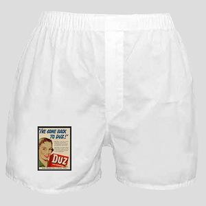 """""""Duz Ad"""" Boxer Shorts"""