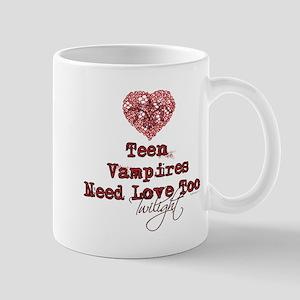 Teen Vampires Need Love Too Mug