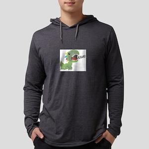 Dino Rawr Long Sleeve T-Shirt