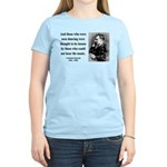 Nietzsche 38 Women's Light T-Shirt