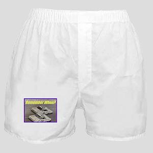 """Vintage Stocks"" Boxer Shorts"