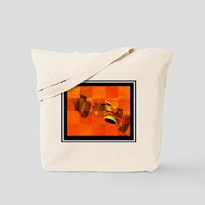 """""""Vintage Indy"""" Tote Bag"""