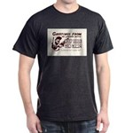 Bible Gun Camp Dark T-Shirt