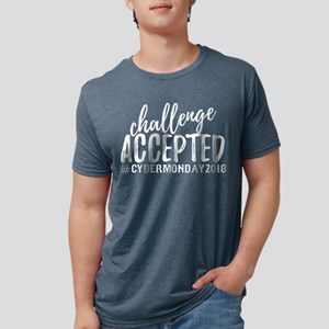 Challenge Accepted Cyber Monday 2018 Chris T-Shirt