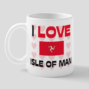 I Love Isle Of Man Mug
