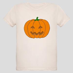 Jack O Lantern Organic Kids T-Shirt