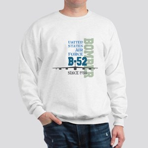 B-52 Bomber Military Aircraft Sweatshirt