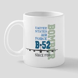 B-52 Bomber Military Aircraft Mug