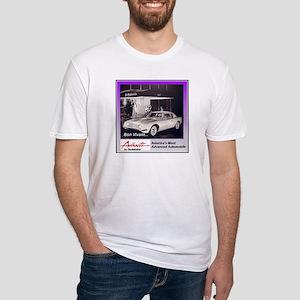 """1962 Avanti Ad"" Fitted T-Shirt"