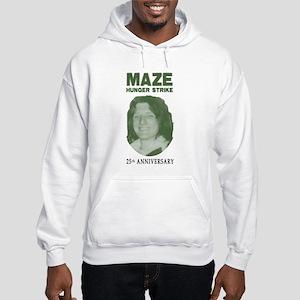 Maze Hunger Strike 25th Anniv Hooded Sweatshirt