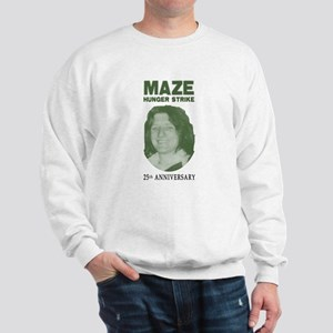 Maze Hunger Strike 25th Anniv Sweatshirt