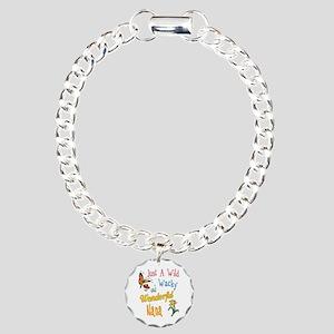Wonderful Nana Charm Bracelet, One Charm