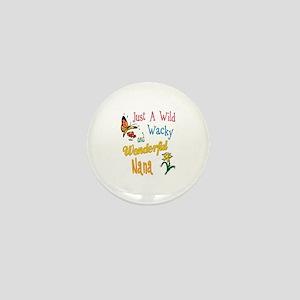 Wonderful Nana Mini Button