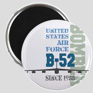 B-52 Bomber Military Aircraft Magnet