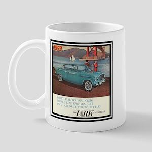 """1959 Lark Ad"" Mug"