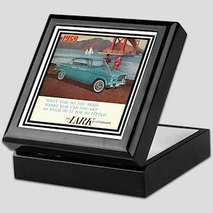 """""""1959 Lark Ad"""" Keepsake Box"""
