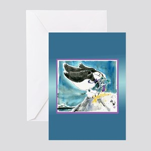 Christmas Puffin Greeting Cards (Pk of 10)