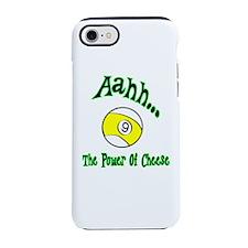 9 ball Cheese iPhone 8/7 Tough Case