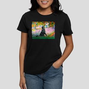 Flat Coated Retriever 2 Women's Dark T-Shirt