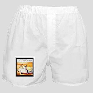 """1956 DeSoto Ad"" Boxer Shorts"