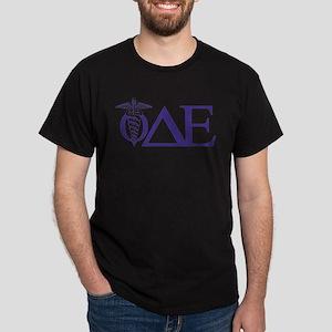 Phi Delta Epsilon Letters White T-Shirt