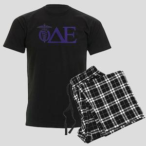 Phi Delta Epsilon Letters Pajamas
