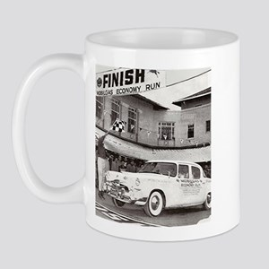 """""""Mobilgas Finish"""" Mug"""