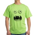 ZONAR FACE Green T-Shirt