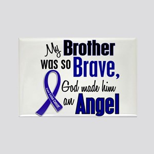 Angel 1 BROTHER Colon Cancer Rectangle Magnet