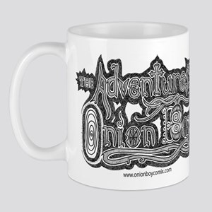 The Adventures of Onion Boy: Mug