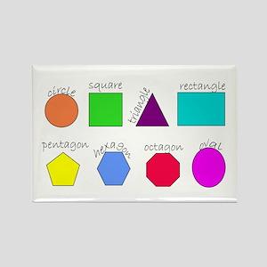 geometrics Rectangle Magnet