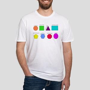 geometrics Fitted T-Shirt
