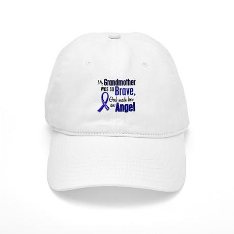 Angel 1 GRANDMOTHER Colon Cancer Cap