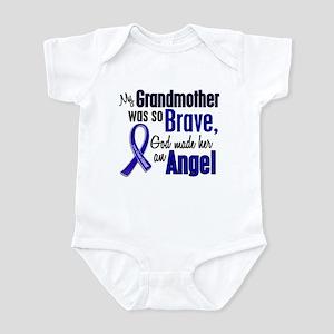 Angel 1 GRANDMOTHER Colon Cancer Infant Bodysuit