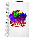 Autism Puzzle Jump Journal