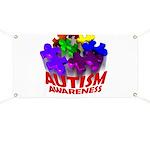 Autism Puzzle Jump Banner