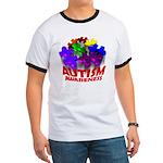 Autism Puzzle Jump Ringer T