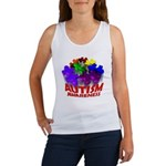 Autism Puzzle Jump Women's Tank Top