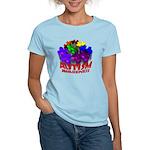 Autism Puzzle Jump Women's Light T-Shirt